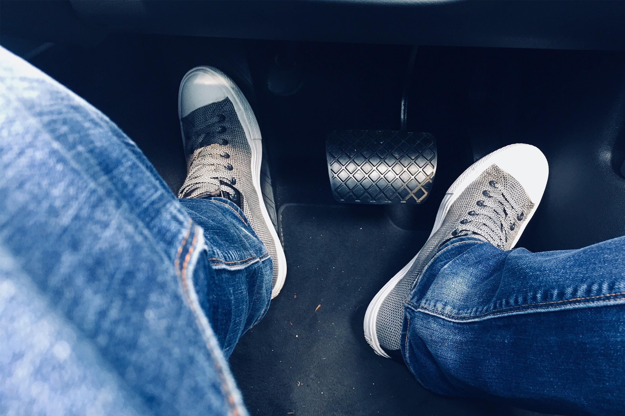 El mejor calzado para conducir